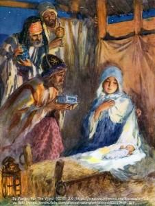 東方の三博士(イエスの誕生)