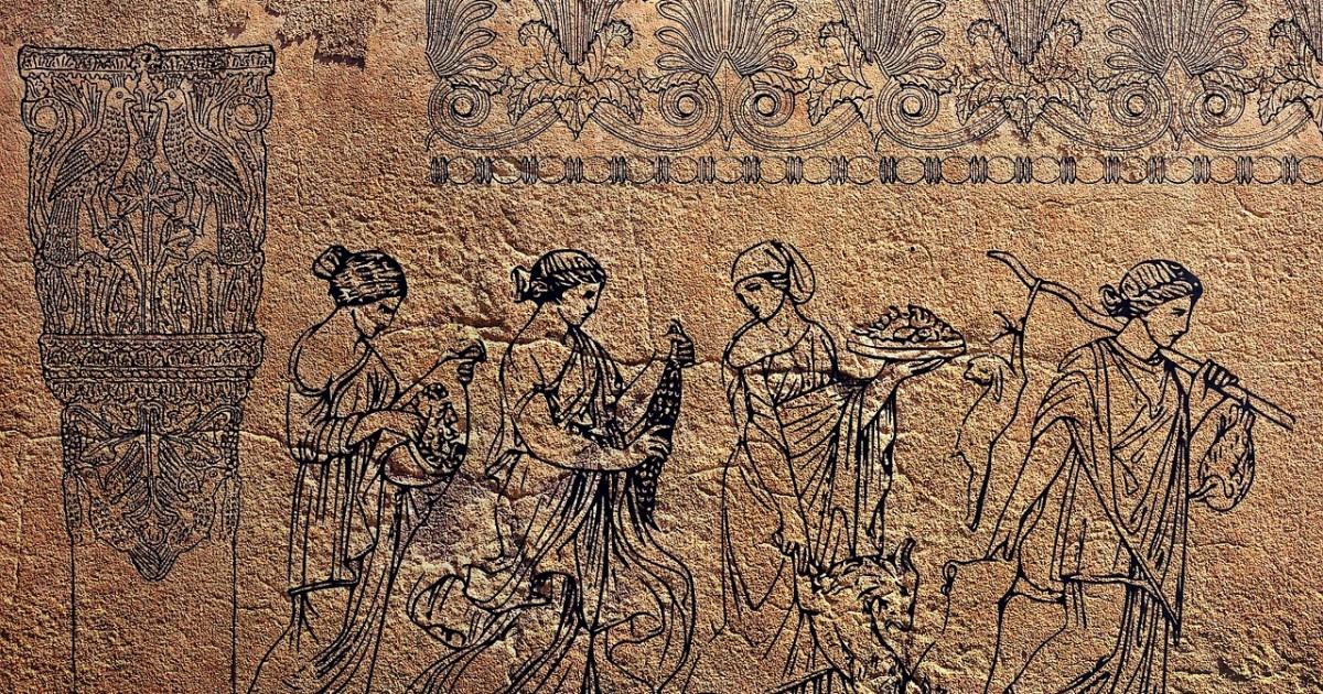 古代のハーブIV – 古代ギリシャ・古代ローマ:ハーブの利用と文献