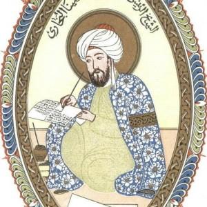細密画に描かれたイブン・シーナ