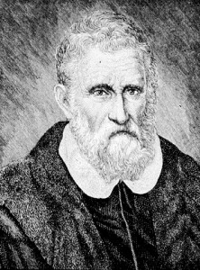 旅行記『東方見聞録』を口述したマルコ・ポーロ(1254~1324年)