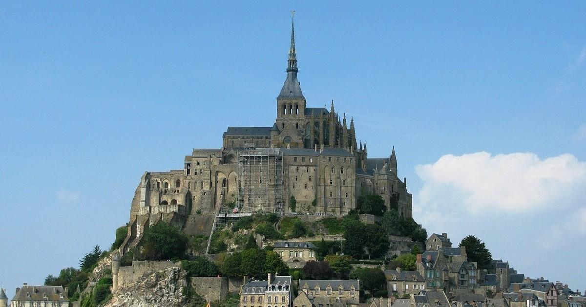中世の定義と、ヨーロッパ中世:モン・サン=ミシェル