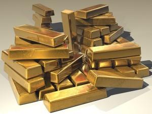 コショウと取り引きされるゴールド