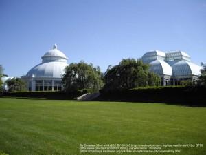 ニューヨーク植物園