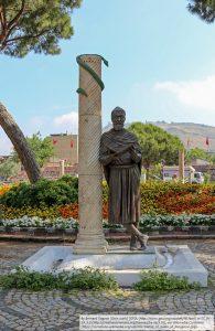 ガレノス像(ペルガモン)
