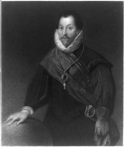 フランシス・ドレーク(Sir Francis Drake)