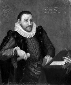 ジョン・ジェラード(John_Gerard)肖像画