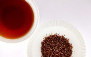 ルイボスティーと、茶葉