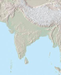 インド亜大陸