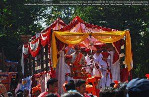 マハーシュートラ州の新年の祭り(Gudi Padwa)