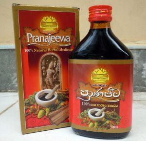 プラーナジーワ・オイル / 200種以上のハーブを煮込んだ、飲用のハーブ万能薬