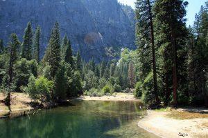 ヨセミテ国立公園(アメリカ合衆国カリフォルニア州)