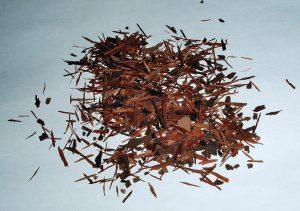パウダルコの樹皮を乾燥させたラパチョ(Lapacho)