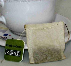 コカ茶 / コカの葉のティーバック(ボリビア)