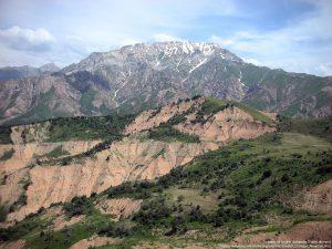 大チムガン山脈(The Greater Chimgan Mountain)(タシケント州・ウズベキスタン)
