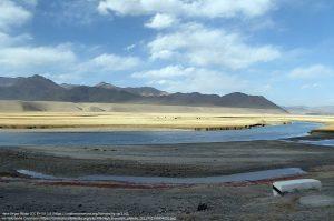 パミール高原(タジキスタン)