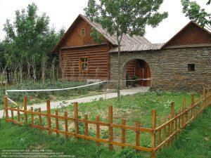 西安国際博覧会でのロシアの庭(2011年6月)