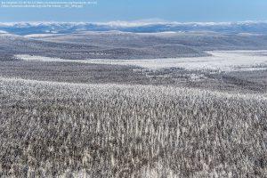 ヴェルホヤンスク山脈(サハ(ヤクート)共和国・ロシア)