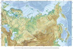 ロシアを中心とした「北アジア」