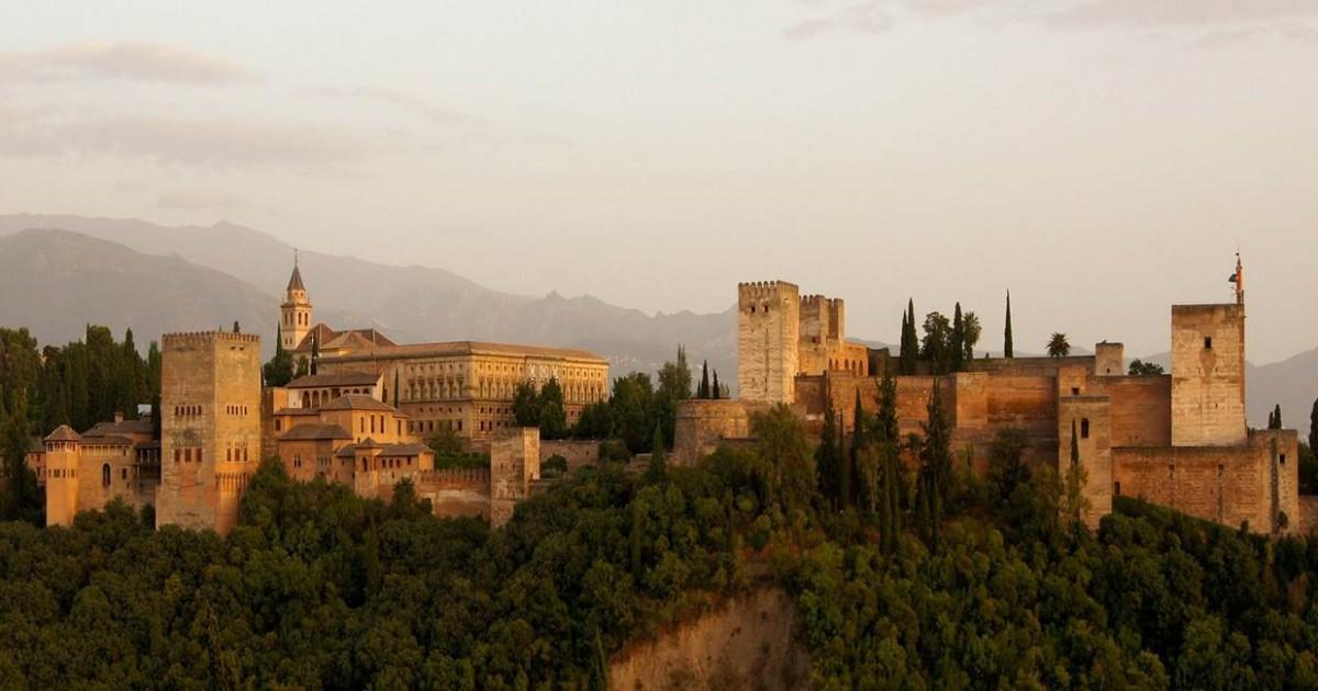 中世、ハーブの発展を担ったアラブ・イスラム世界:グラナダ / アルハンブラ宮殿