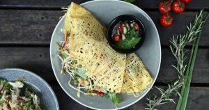 東南アジア料理とハーブ:パッドタイ